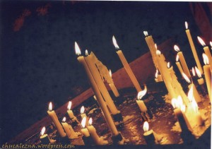 Iglesia de Tumbaya Velas VM-1